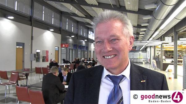 """McKinsey erarbeitet Zukunftsszenarien für Flughafen Karlsruhe/Baden-Baden - Manfred Jung macht Sommerlaune: """"Alle bekannten Ziele rund ums Mittelmeer von Mallorca, den Kanarische Inseln bis zur Türkei und Griechenland"""""""