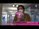 Maximilian Lipp zur Öffnung von Läden und Museen in Baden-Baden am Montag