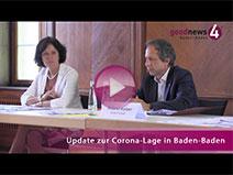 Wenig Ideen zur Entlastung des Baden-Badener Haushalts | Margret Mergen