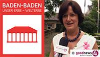 """OB Mergen erklärt die Gründe für ein Werbekonzept - """"Hoppla, da ist wieder einer, der sich interessiert für das Welterbe Baden-Baden"""""""