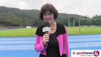 """Inspiration durch Baden-Badener Olympiateilnehmer – OB Mergen will mehr für Vereine tun – """"Wir überarbeiten gerade die Förderrichtlinien"""""""