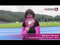 Inspiration durch Baden-Badener Olympiateilnehmer | Margret Mergen