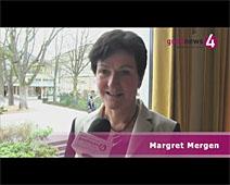 Anspruchsvoller Wahlkampf | Interview mit Magret Mergen