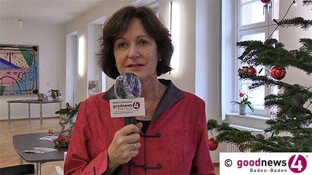 """""""Um mit so einer Krise umzugehen"""" – Baden-Badener Oberbürgermeisterin Margret Mergen empfiehlt fünf Eigenschaften – Entscheidung über OB-Kandidatur """"in einigen Monaten"""""""