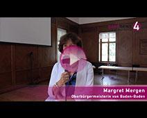 """Vitale Innenstadt"" Baden-Baden | Margret Mergen"