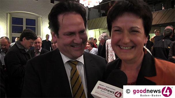 Oberbürgermeisterin Margret Mergen wird am Montag vereidigt - Öffentliche Sitzung des Gemeinderates im Kurhaus Baden-Baden