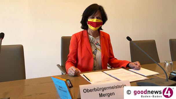"""Quarantäne verschwiegen – Baden-Badener OB Margret Mergen unter Druck – Schreiben von Grüne und FBB: """"Mit Ihnen am Podiumstisch saßen Geschäftsführung und Aufsichtsratsvorsitzende des Klinikums Mittelbaden"""""""