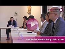Ende Juli entscheidet UNESCO über Welterbe | Margret Mergen