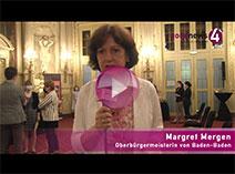 OB Mergen träumt von großem Baden-Badener Welterbe-Fest im Frühjahr   Margret Mergen
