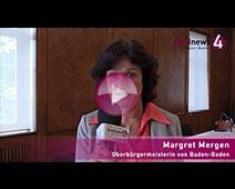 Corona-Update aus dem Rathaus Baden-Baden   OB Margret Mergen