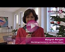 Ansprache zum Jahreswechsel | OB Margret Mergen