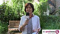 """Margret Mergen zieht selbstbewusst Bilanz als Oberbürgermeisterin – """"Ja, sehr engagiert, sehr tatendurstig und erfolgreich, sehr fleißig"""""""