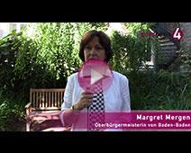 Margret Mergen zieht selbstbewusst Bilanz als Oberbürgermeisterin