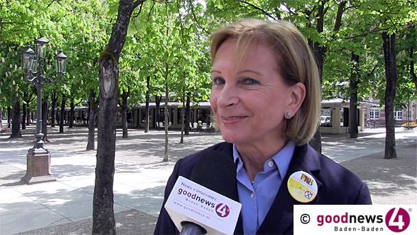 """FBB fordert """"Ehrenordnung"""" für Baden-Badener Gemeinderat - Marianne Raven: """"Dass es zu keinen Kumpaneien mehr kommen kann"""" - Das Neue Schloss zurückkaufen"""