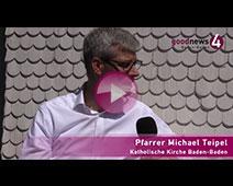 """10 Fragen an Pfarrer Michael Teipel – Folge 6: """"Freiheit"""""""