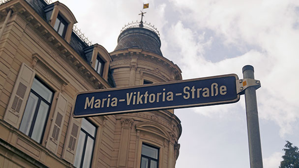 Maria-Viktoria-Straße wieder in beide Richtungen befahrbar – Einfahrt aus der Bertholdstraße in Richtung Falkenstraße und Gunzenbachtal nicht mehr möglich