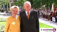 Baden-Badener Geschichtsbewusstsein ist gefordert – 250 Jahre Vereinigung Markgrafschaften Baden-Baden und Durlach wird in Rastatt gefeiert