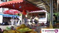 Wochenmarkt wird wegen Feiertag verlegt
