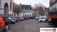 Erneut Gewalt in Baden-Baden – Gruppe von Jugendlichen schlug und trat am Boden Liegenden – Konflikte am Marktplatz schon am Vortag