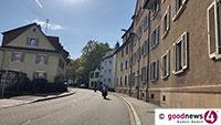 """Ampeln sollen Raser in Oberbeuern austricksen – CDU-Stadträtin von Loga: """"Wenn jemand zu schnell fährt, springt die nächste Ampel auf rot"""""""