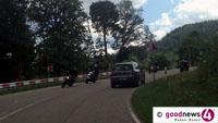 """Polizei beklagt """"traurigen Trend"""" von Motorrad-Unfällen auch in Baden-Baden und Rastatt  - Unfallursache Nummer 1 ist überhöhte Geschwindigkeit"""