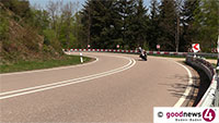 """Parkplatz am Helbingfelsen ab sofort gesperrt – Grund: """"Häufung von Motorradunfällen"""" – Keine Verbesserung durch Geschwindigkeitskontrollen"""