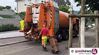 Müllabfuhrtermine in den Osterwochen in der Kernstadt