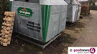 """CDU-Fraktion fordert Ausleuchtung der Glascontainerstandorte in Baden-Baden – """"Vor Vermüllung schützen"""""""