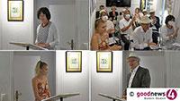 """HEUTE GENAU VOR EINEM JAHR: """"Kunsthaus Museum Elisabeth Frietsch-Eyer"""" in Baden-Baden eröffnet – Oberbürgermeisterin Mergen: """"Ich mache gerne Werbung"""""""