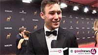 Malaika Mihambo, Niklas Kaul und das Skispringer-Team in Baden-Baden als Sportler des Jahres gewählt