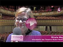 Bühne frei für Baden-Badener Theater | Nicola May