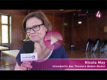 Lockerungen der Corona-Maßnahmen für Veranstaltungen unter 100 Teilnehmern | Nicola May