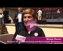 Baden-Baden Welterbe – Der erste Glücksmoment | Ministerin Nicole Razavi