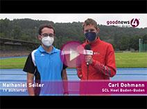Zwei Olympia-Hoffnungen aus Baden-Baden in Japan | Carl Dohmann, Nathaniel Seiler