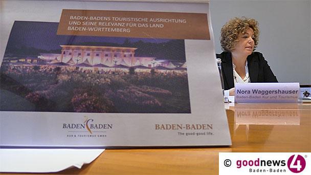 """Nora Waggershauser zum neuen Baden-Badener Tourismus-Konzept – """"Also das Konzept ist in dem Sinne nicht neu"""""""
