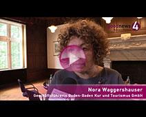 Baden-Badener Tourismus-Chefin Waggershauser zur Bilanz 2019 und Corona-Krise