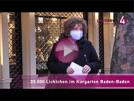 35.000 Lichter im Baden-Badener Kurgarten | Nora Waggershauser
