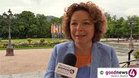 """""""Einen Notfallplan habe ich noch nicht"""" - Nora Waggershauser zu 100-Millionen-Euro-Verhandlungen - Land sieht """"besondere Rolle"""" Baden-Badens"""