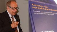 """""""Was Europa dem Islam verdankt und was den Byzantinern"""" - Einzigartiges Werk zum europäischen Erbe erschien im Baden-Badener Nomos Verlag - Martin Schulz: """"Europäischer Diskurs der Klassiker"""""""