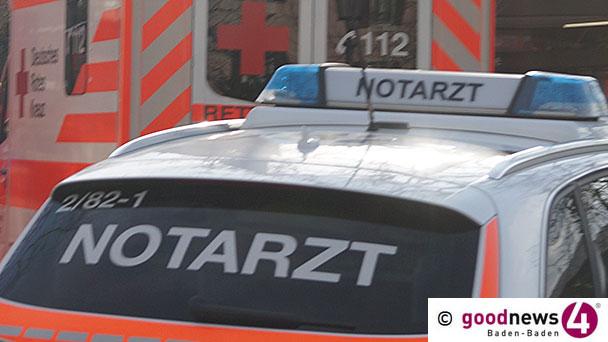 18-Jähriger in Rastatt vom Zug erfasst – Lebensgefährlich verletzt – Bundespolizei sucht Zeugen