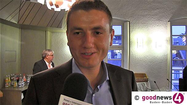 Baden-Badener CDU-Stadtrat Oliver Weiss wirft das Handtuch - Wohnsitzwechsel angekündigt - Aufgabe des Stadtratmandats schon zum Jahreswechsel