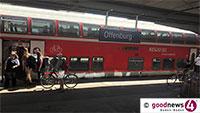 Schwarzfahrer muss ins Gefängnis – Im Zug von Karlsruhe nach Offenburg