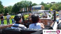 Rolls-Royce feiert Geburtstag in Baden-Baden - Oldtimer-Meeting im Juli mit 111 Oldtimern der Nobelmarke