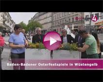 Osterfestspiele in Wüstengelb | Andreas Mölich-Zebhauser, Markus Brunsing, Franz Bernhard Wagener