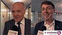 """Peter Boudgoust und Arthur Landwehr in goodnews4-VIDEO-Interviews - Zur SWR-Zukunft: """"Schon die Frage ist falsch gestellt. Baden-Baden hat nicht an Bedeutung verloren, sondern hat an Bedeutung gewonnen"""""""