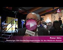 Ehemaliger CDU-Bundestagsabgeordneter Peter Götz warnt im goodnews4-VIDEO-Interview