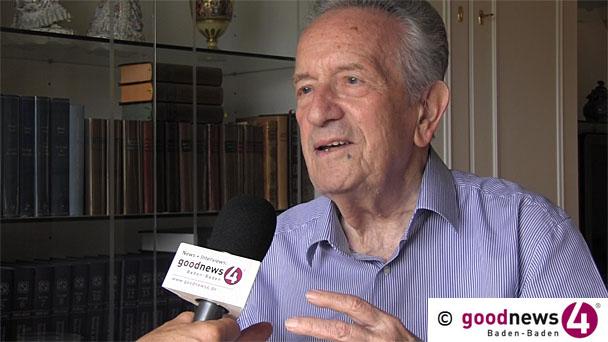 Pierre Karli ist tot - Vielbeachtete Rede des französischen Wissenschaftlers 2012 in Baden-Baden