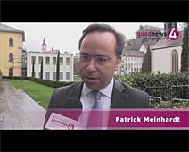 Patrick Meinhardt kommt nicht als OB-Kandidat