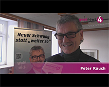 OB-Kandidat Peter Rauch im goodnews4-VIDEO-Interview