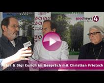 Peter und Sigi Eurich berichten über den 11. September 2001